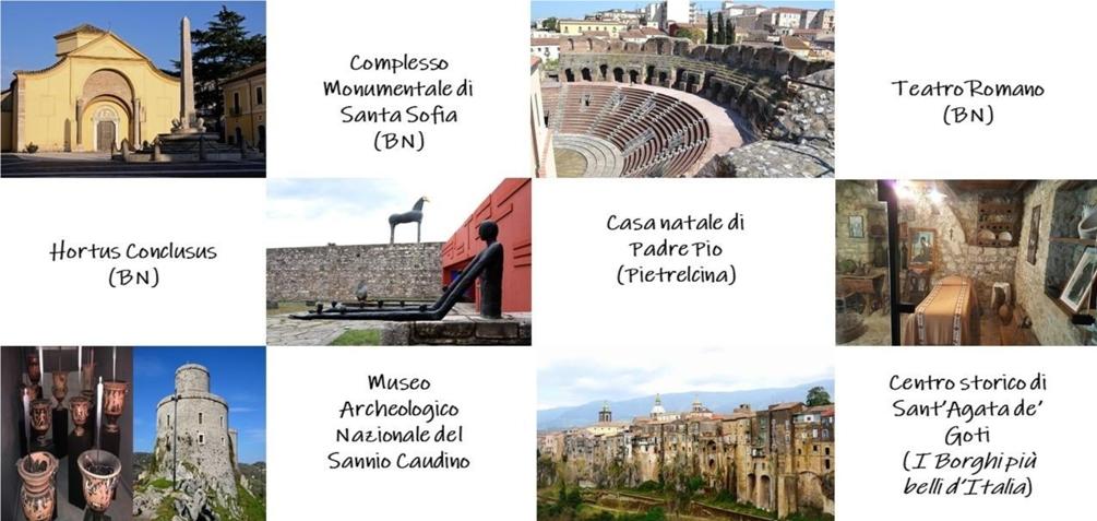 escursioni turistiche in Campania 1000