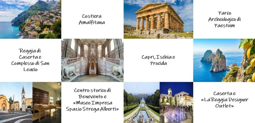 escursioni turistiche in Campania 2