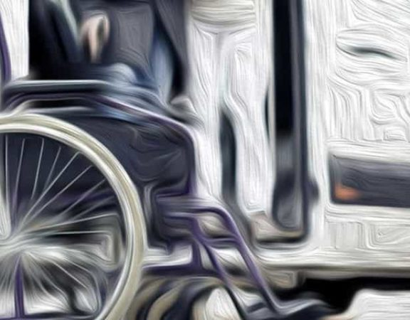 noleggio pullman minivan disabili