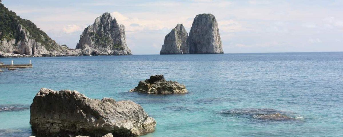 Viaggio di nozze ain Campania - Capri