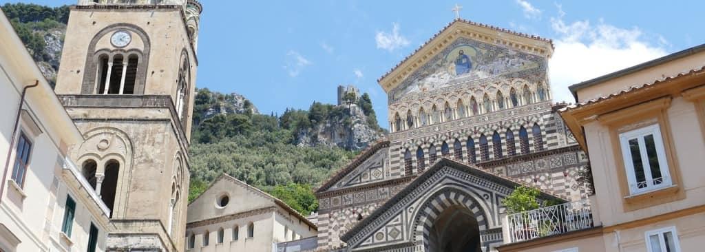 turismo religioso Campania